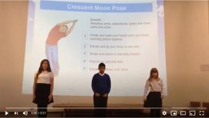 Crescent Moon Pose